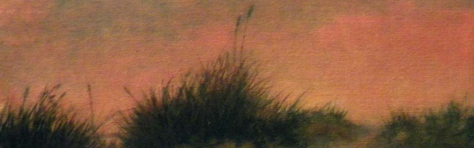 """Beach Grass"" Detail"